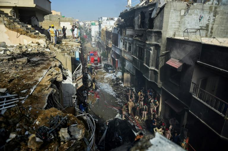 PIA Plane Crash Investigation of PK 8303, who was the responsible?