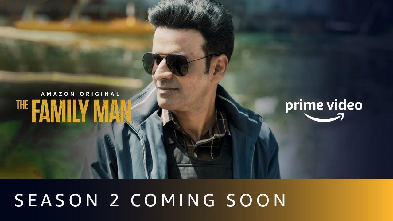 Hindi Web Series 2021 the family man
